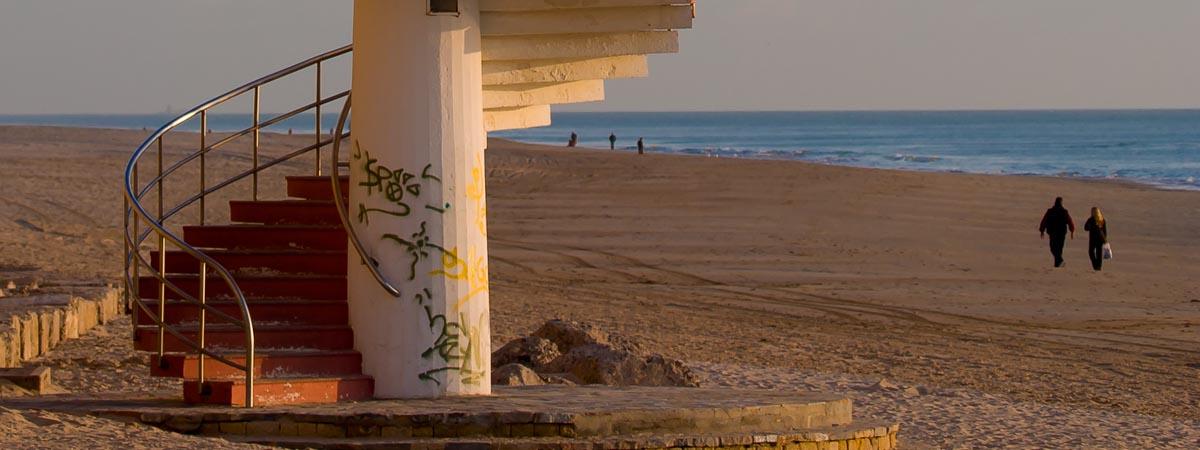 playas de cádiz capital